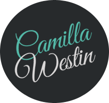 Camilla Westin Logotyp